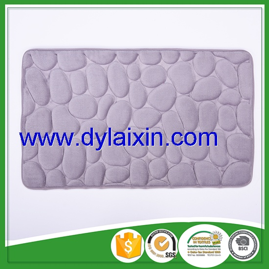 Popular Memory Foam Rug Bath Pad Bathroom Bedroom Non Slip Mats